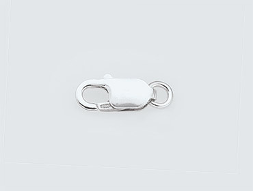 Silver Bolt Ring Clasps img